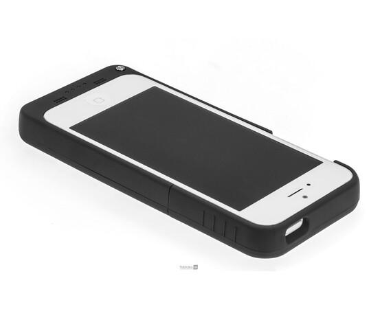 Чехол-аккумулятор для iPhone 5/5S/SE i-Blason Battery case (Black), фото , изображение 5