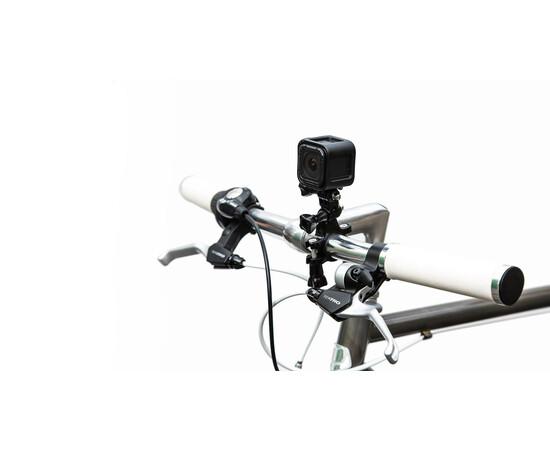 Крепление на раму велосипеда для камеры GoPro Handlebar Seatpost Mount (GRH30), фото , изображение 5