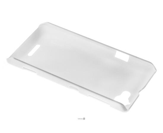 Чехол для Sony Xperia L Nillkin Super Shield (White), фото , изображение 5