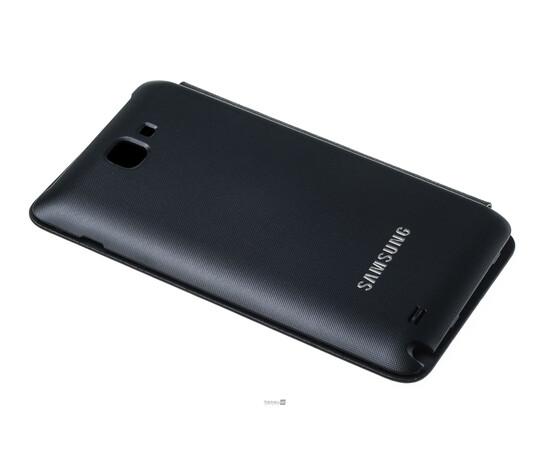 Чехол для Samsung Galaxy Note Flip Cover (Blue), фото , изображение 5