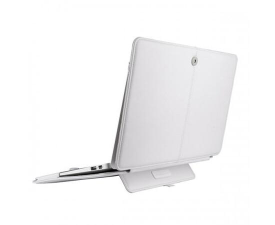"Чехол Teemmeet для MacBook Air 11"" (White), фото , изображение 4"