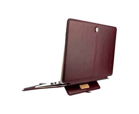 """Чехол Teemmeet для MacBook Air 11"""" (Bordo), фото , изображение 4"""
