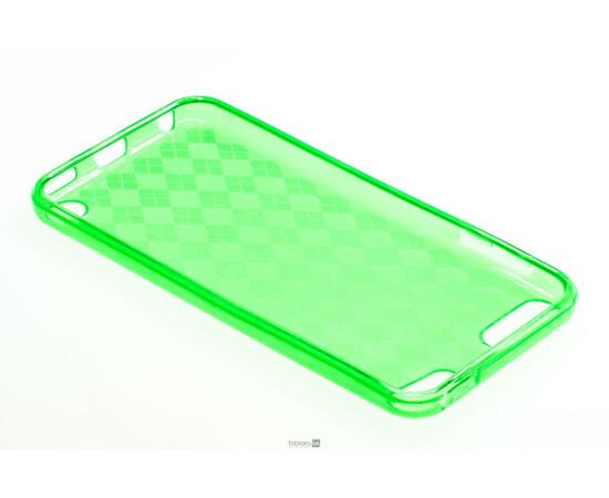 Чехол для iPod Touch 5G Evecase Solar Gel Flexible Cover Case (Green), фото , изображение 5