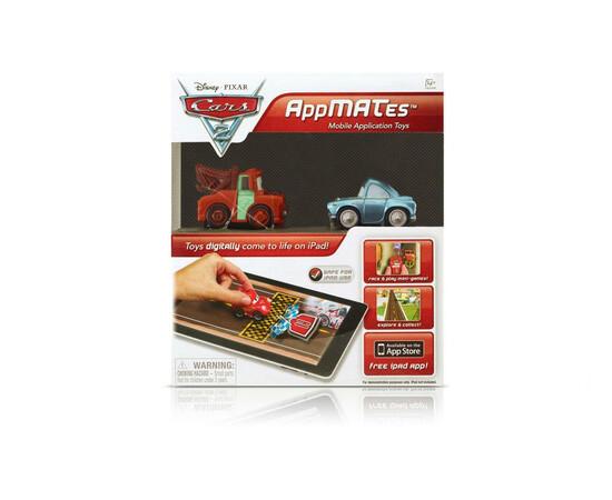Машинки для iPad Disney Pixar Cars 2 AppMATes -(Mater+Finn)  Spin Master (2 Car), фото , изображение 6
