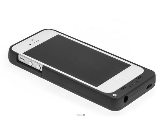 Чехол-аккумулятор для iPhone 5/5S/SE i-Blason Battery case (Black), фото , изображение 6