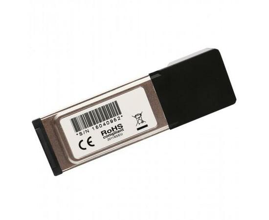 Адаптер Realtek RTL8111 ExpressCard 1000Mbps Network Ethernet Port, фото , изображение 5