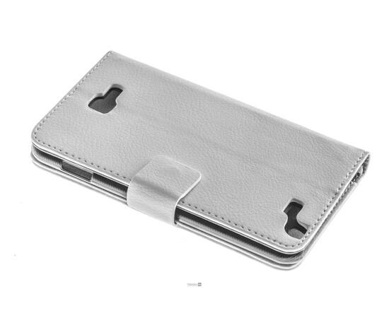 Чехол кожаный для Samsung Galaxy Note N7000 (White), фото , изображение 6