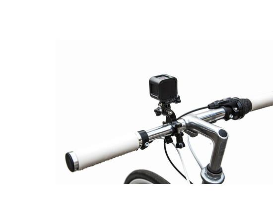 Крепление на раму велосипеда для камеры GoPro Handlebar Seatpost Mount (GRH30), фото , изображение 6