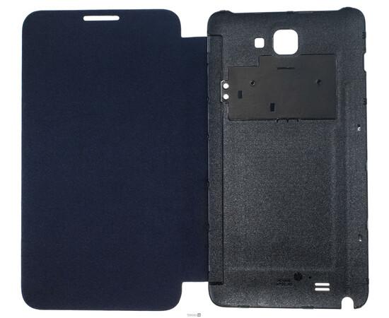 Чехол для Samsung Galaxy Note Flip Cover (Blue), фото , изображение 8