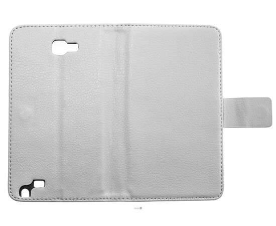 Чехол кожаный для Samsung Galaxy Note N7000 (White), фото , изображение 8