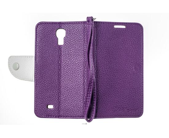 Чехол для Samsung Galaxy S4 Crazy on Digital Card Holder Flip Case Cover (Violet/White), фото , изображение 9