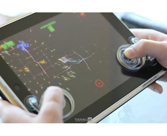 Джойстик One Design Fling для iPhone/iPod/iPad/Samsung Galaxy, фото , изображение 9