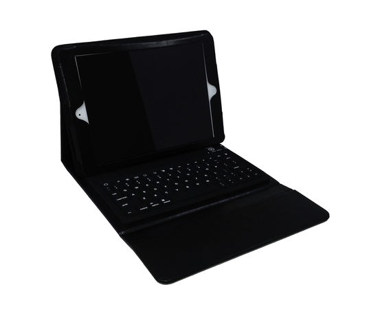 Чехол-клавиатура для iPad 2/3/4 Splash Quantum Bluetooth (Black), фото , изображение 2
