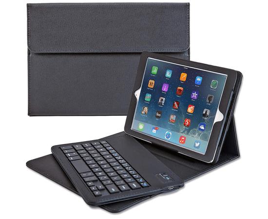 Чехол-клавиатура для iPad 2/3/4 Splash Quantum Bluetooth (Black), фото , изображение 3