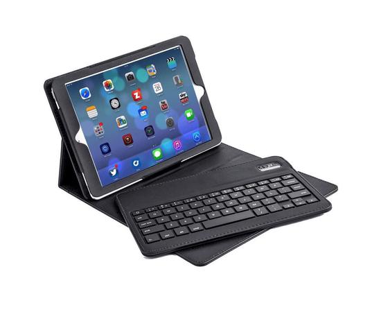 Чехол-клавиатура для iPad 2/3/4 Splash Quantum Bluetooth (Black), фото , изображение 4
