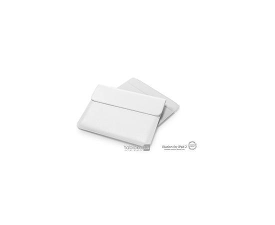 Чехол iPad2/iPad3/iPad4 SGP illuzion Sleeve Case SGP07634 (White), фото