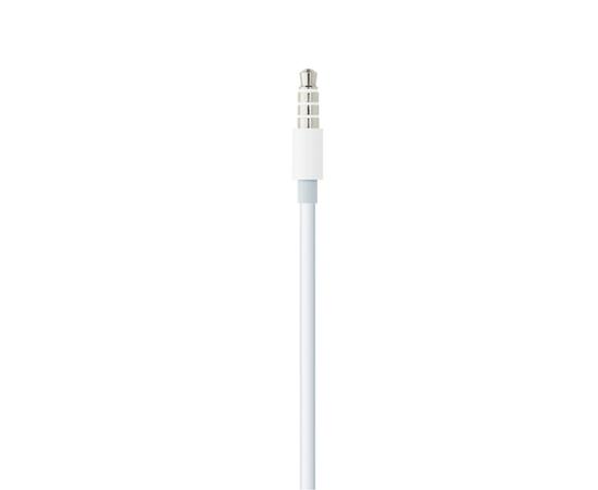 Наушники Apple MB770 (с) вид штекера