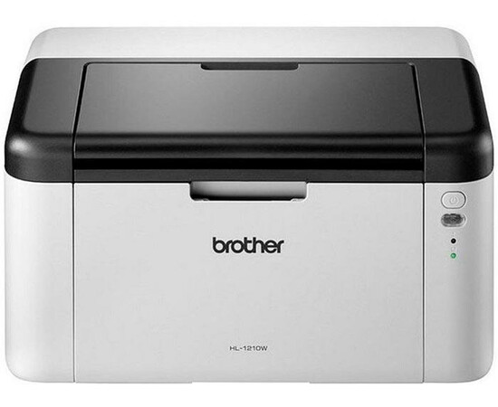 Принтер Brother HL-1210WE вид спереди