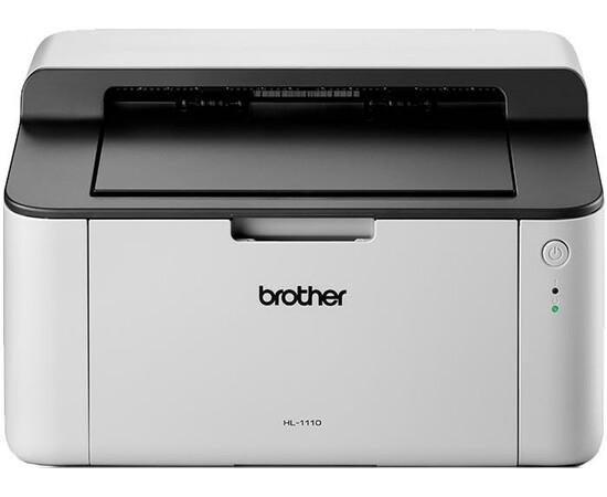 Принтер Brother HL-1110E вид спереди