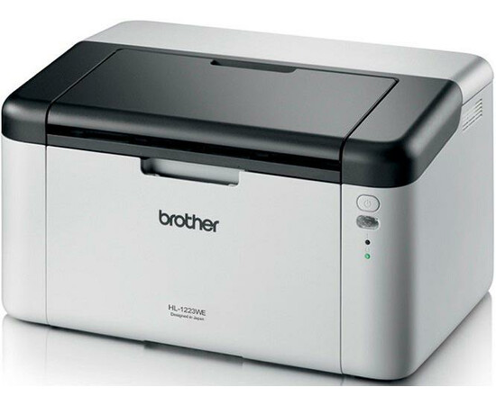 Принтер Brother HL-1223WE (HL1223WE) вид под углом слева