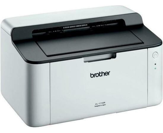 Принтер Brother HL-1110E вид под углом