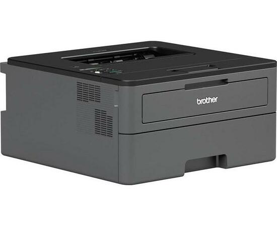 Принтер Brother HL-L2372DN (HLL2372DNYJ1)вид под углом спарва