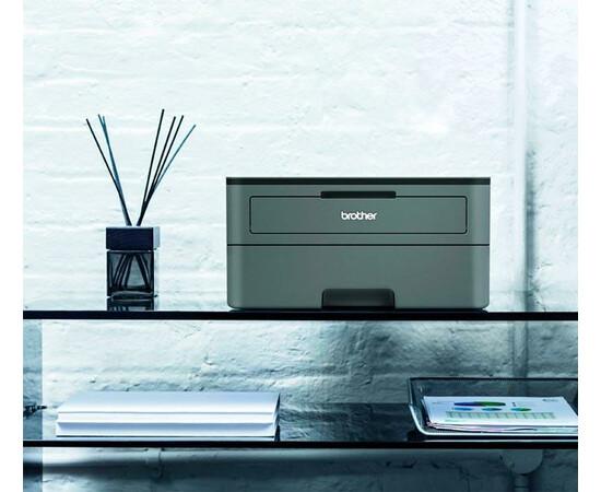 Принтер Brother HL-L2372DN (HLL2372DNYJ1) вид в интерьере
