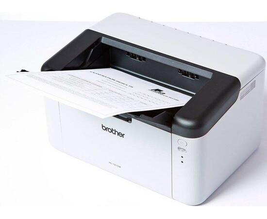 Принтер Brother HL-1210WE вид сверху