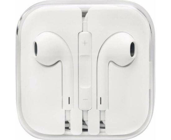 Наушники-гарнитура The New Apple Earpods with Remote and Mic (MD827)(c) вид в коробке