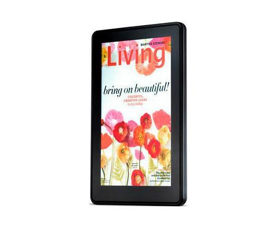 Amazon Kindle Fire 2 вид под углом
