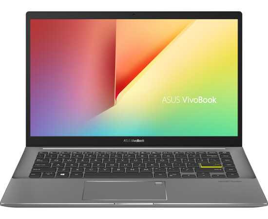Ноутбук ASUS VivoBook S14 M433IA Black (M433IA-EB022), фото
