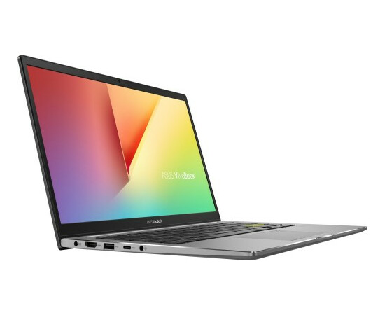 Ноутбук ASUS VivoBook S14 M433IA Black (M433IA-EB022), фото , изображение 2